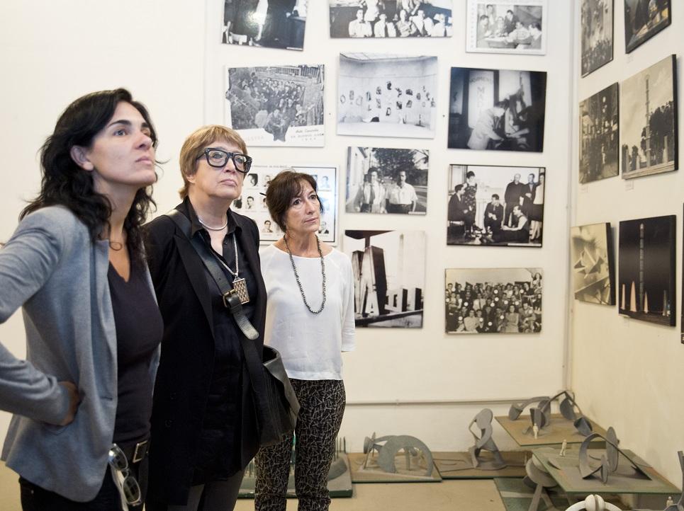 Teresa Parodi y Kosice