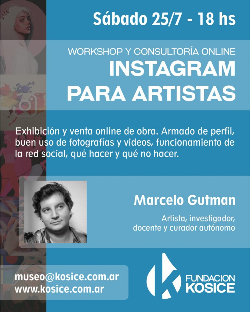 Workshop Gutman Instagram Kosice