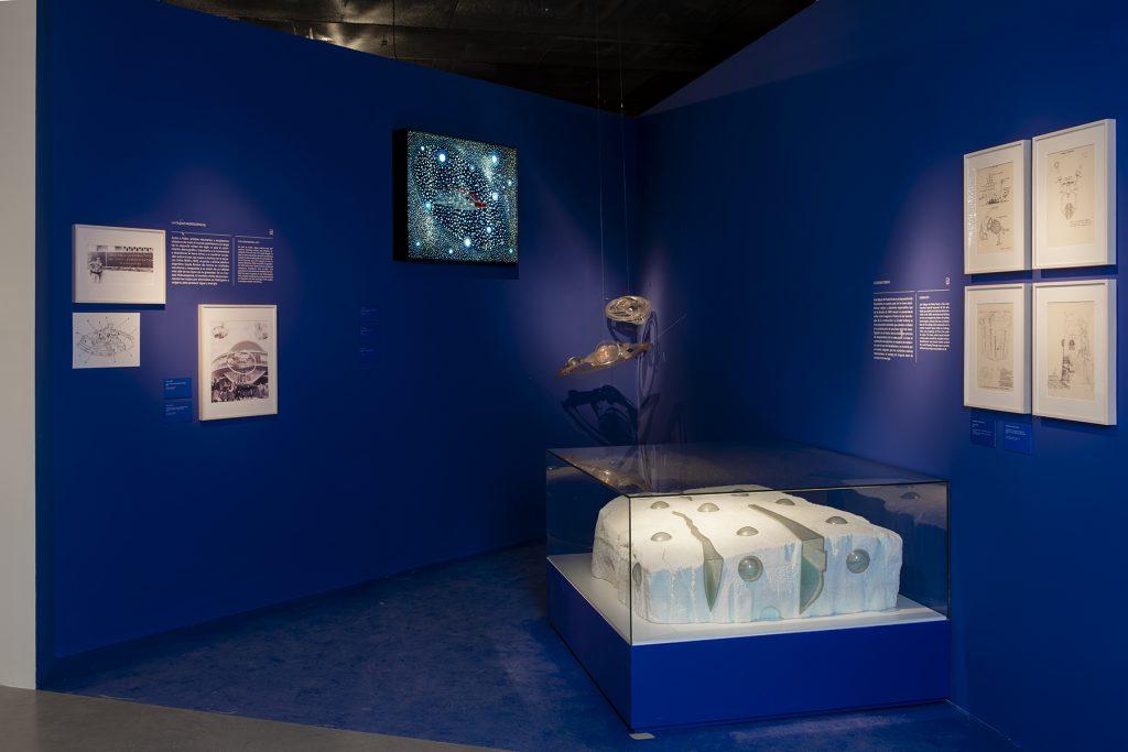 Gyula Kosice en Curiosidad Radical: Buckminster Fuller