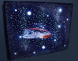 Hábitats Hidroespaciales en la Constelación de Yael