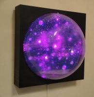 Semiesfera con LEDs y Jet