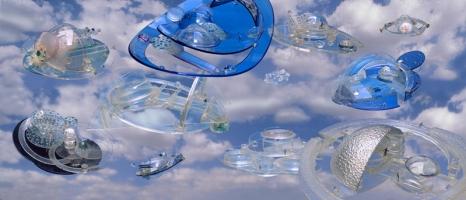 La Ciudad Hidroespacial
