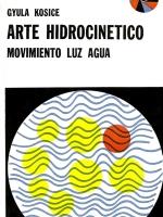ARTE HIDROCINÉTICO