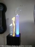 Móvil de agua tres cilindros