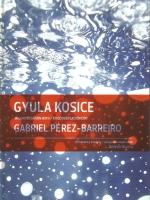 GYULA KOSICE EN CONVERSACIÓN CON GABRIEL PEREZ BARREIRO